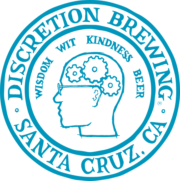 Discretion Brewing Logo