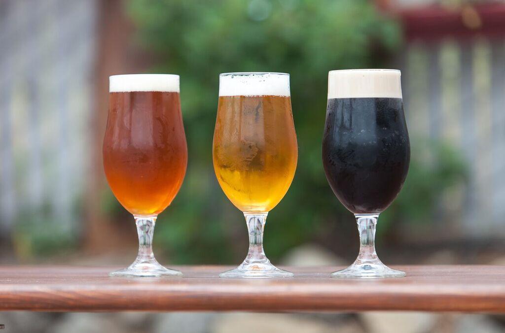 Discretion Brewing beers
